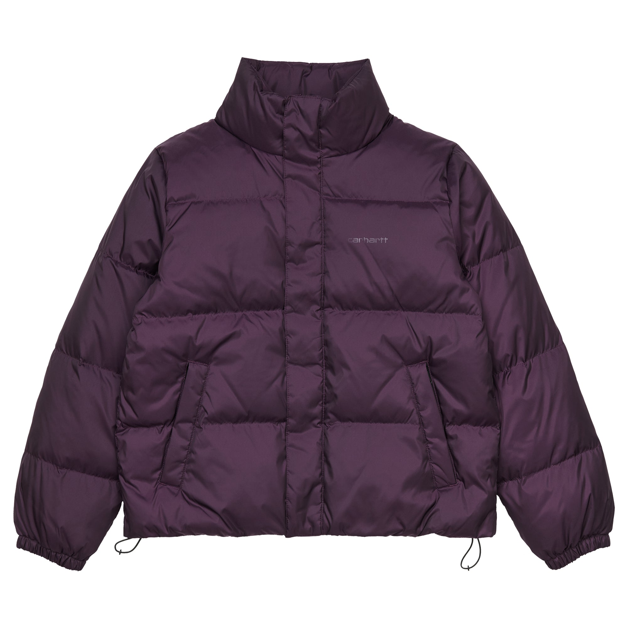 Carhartt WIP Womens Danville Jacket: Boysenberry / Boysenberry - The Union Project