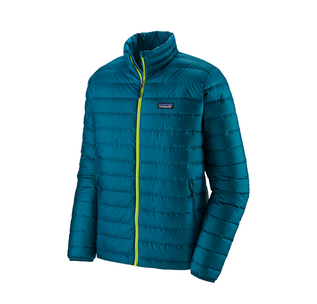 Patagonia Down Sweater Jacket: Crater Blue - The Union Project