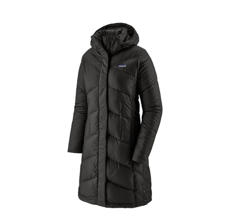 Patagonia Womens Down With it Parka: Black