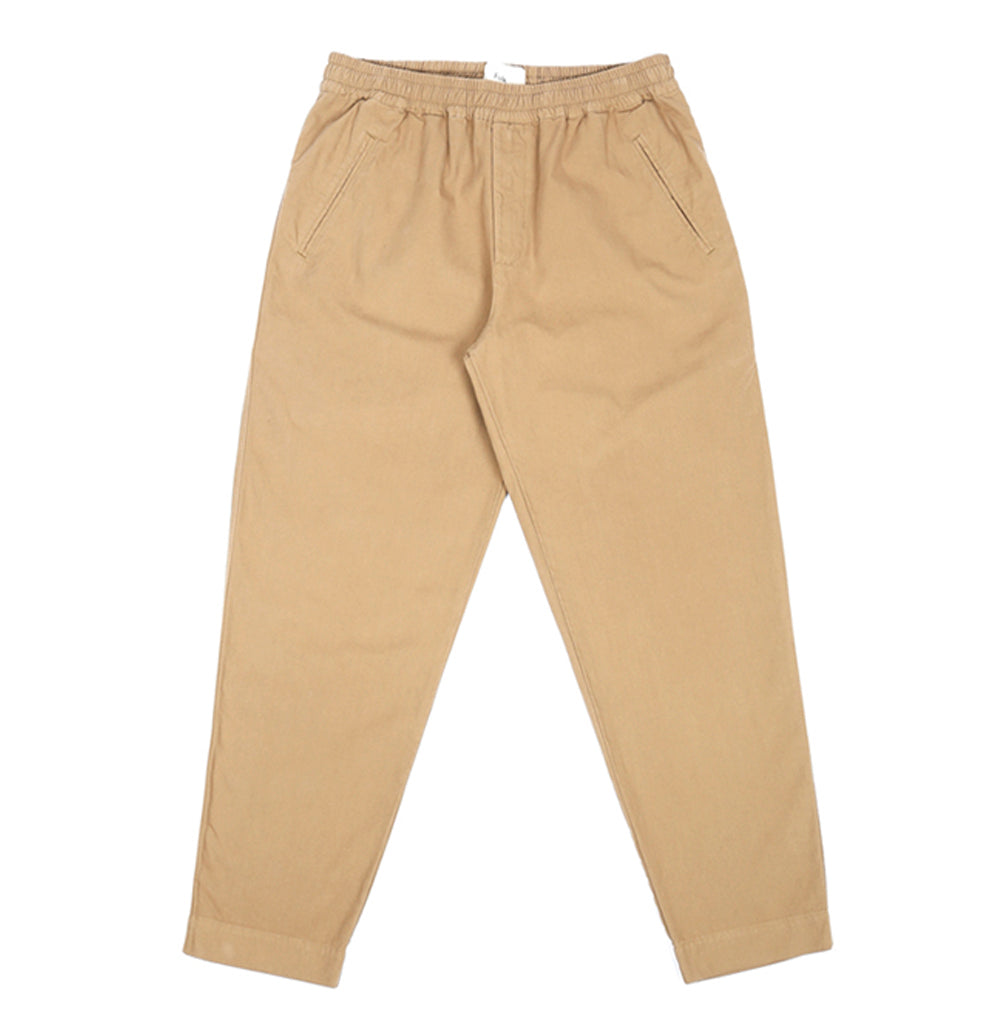 Folk Drawcord Assembly Pant: Tan - The Union Project