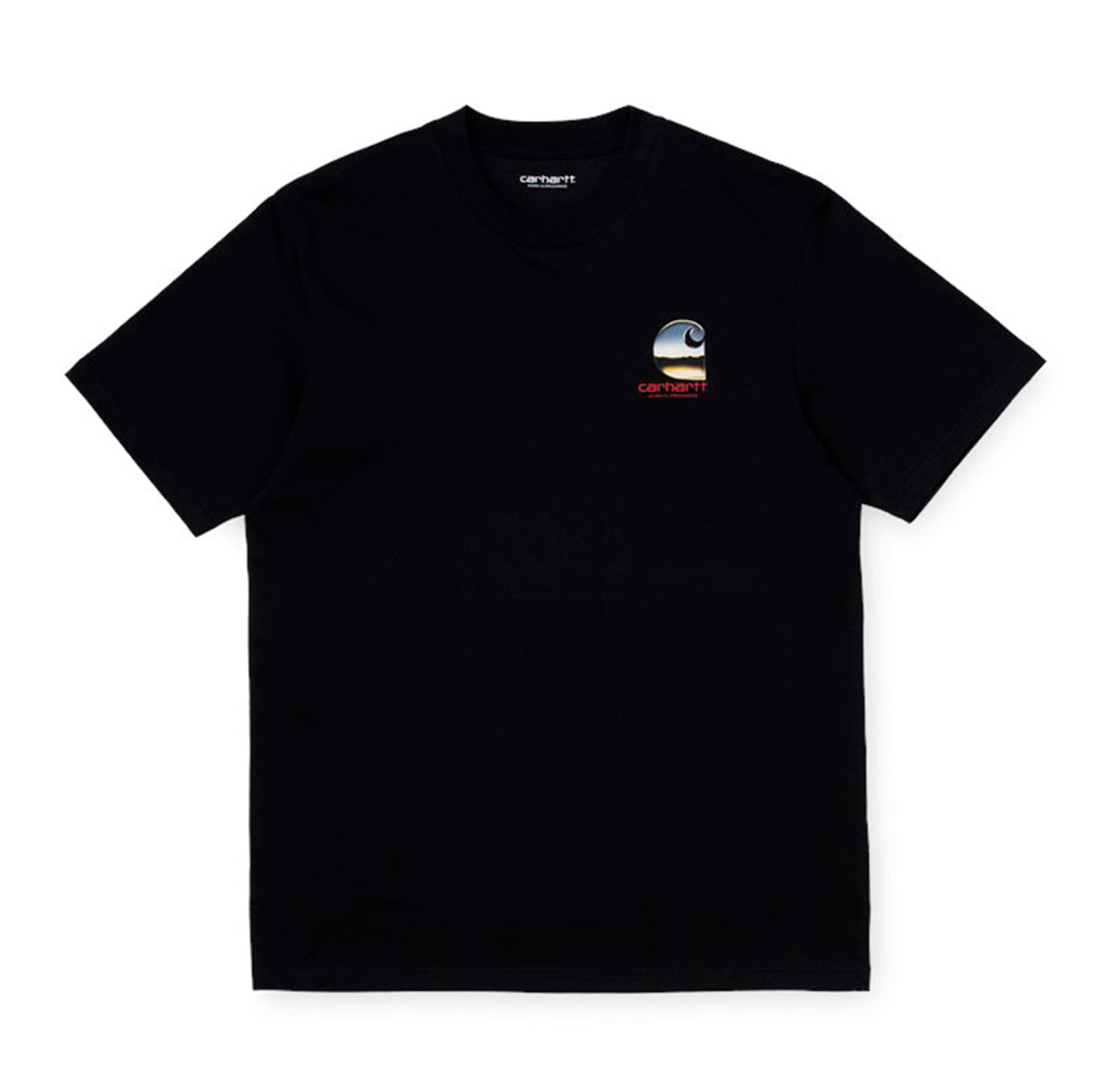 Carhartt WIP Dreams T-Shirt: Black - The Union Project