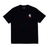 T-Shirts Carhartt WIP Dreams T-Shirt: Black - The Union Project, Cheltenham, free delivery