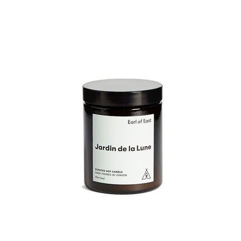 Earl of East London Soy Wax Candle 170ml: Jardin De La Lune