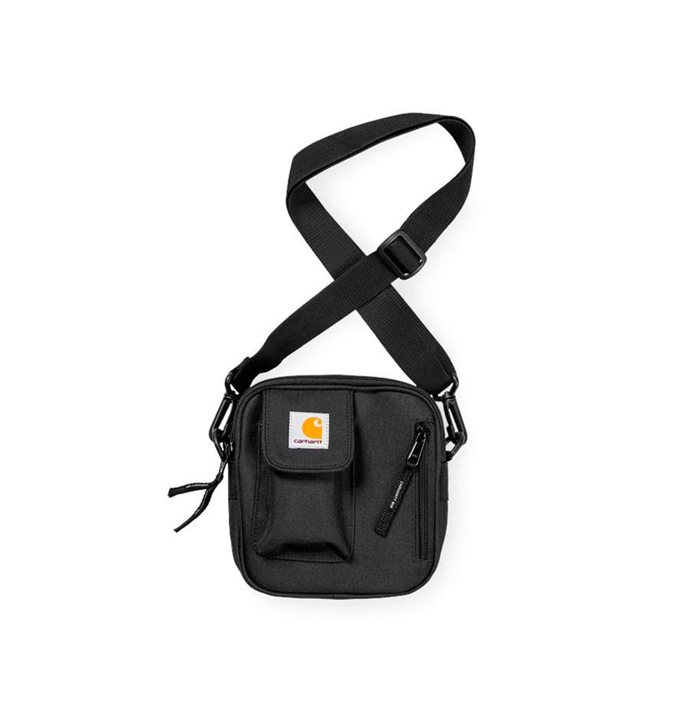 Cross Body Bags Carhartt WIP Essentials Bag: Black - The Union Project, Cheltenham, free delivery