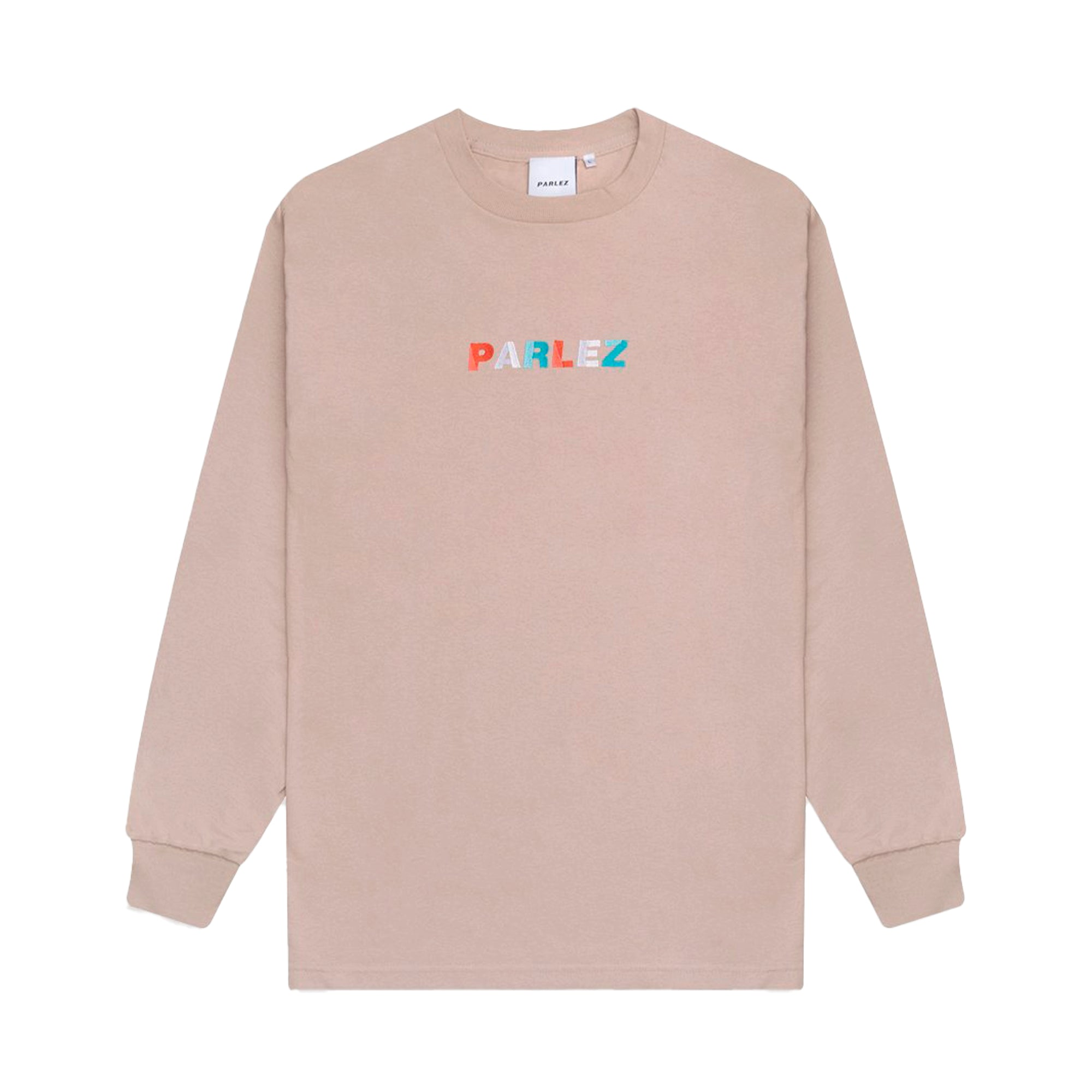 Parlez Faded L/S T-Shirt: Sand - The Union Project