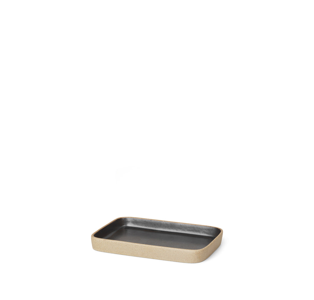 Ferm Living Bon Accessories Petite Tray: Black - The Union Project