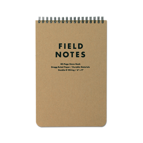 Paper Goods Steno Pad - The Union Project