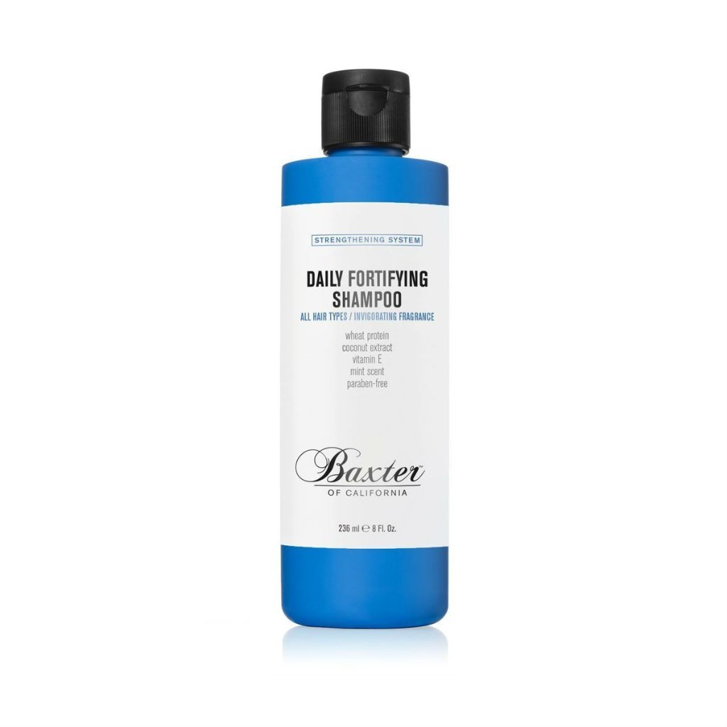 Haircare Baxter Daily Fortifying Shampoo - The Union Project, Cheltenham, free delivery
