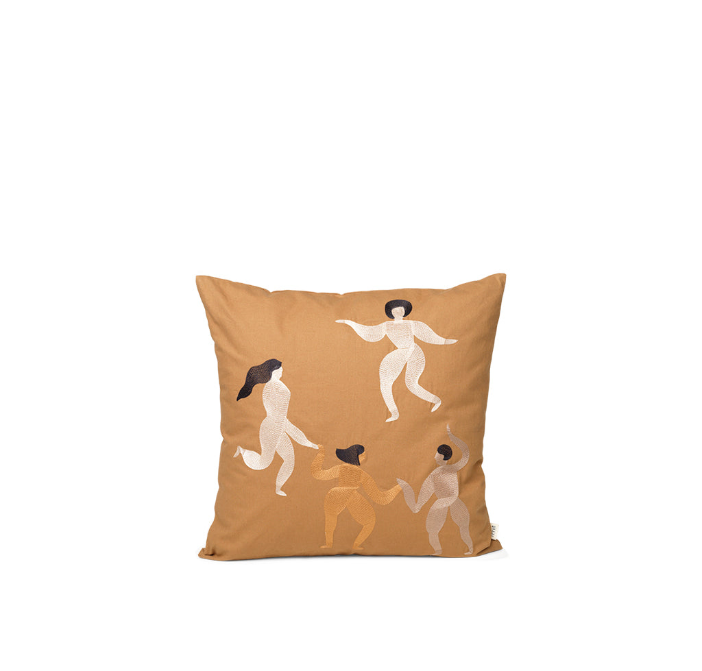 Ferm Living Free Cushion: Sugar Kelp - The Union Project
