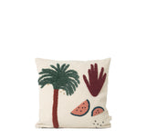 Cushions + Blankets Ferm Living Fruitcana Cushion: Palm - The Union Project, Cheltenham, free delivery