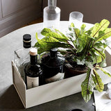 Ferm Living Plant Box Small: Light Grey