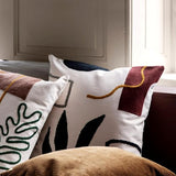 Cushions + Blankets Ferm Living Mirage Cushion: Cacti - The Union Project, Cheltenham, free delivery