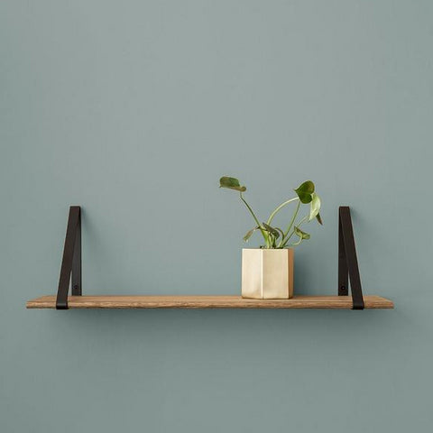 Home Accessories Shelf: Oiled Oak - The Union Project