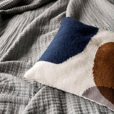 Cushions + Blankets Ferm Living Kelim Cushion: Merge - The Union Project, Cheltenham, free delivery
