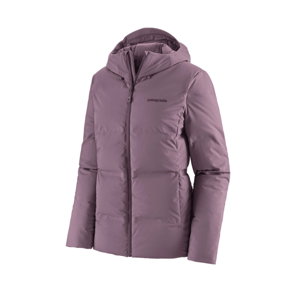 Outerwear Patagonia Womens Jackson Glacier Jacket: Hyssop Purple - The Union Project, Cheltenham, free delivery
