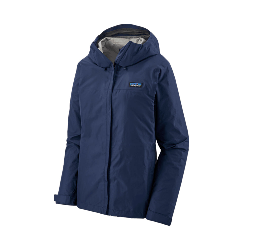 Patagonia Womens Torrentshell Jacket: Classic Navy - The Union Project