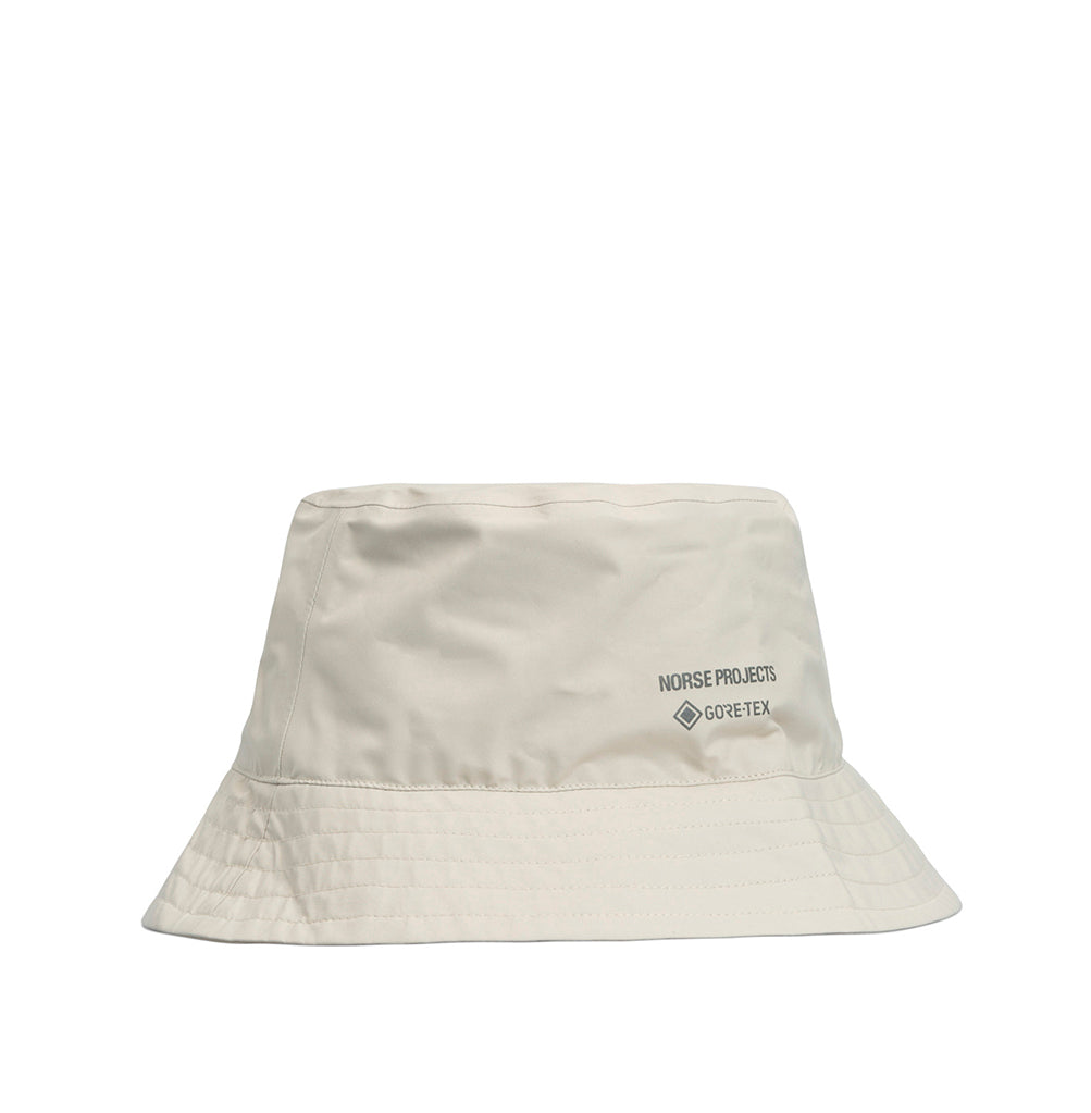 Norse Projects Gore-Tex Bucket Hat: Kit White - The Union Project