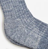 Socks Heavy Cotton Sock: Airforce Grey - The Union Project