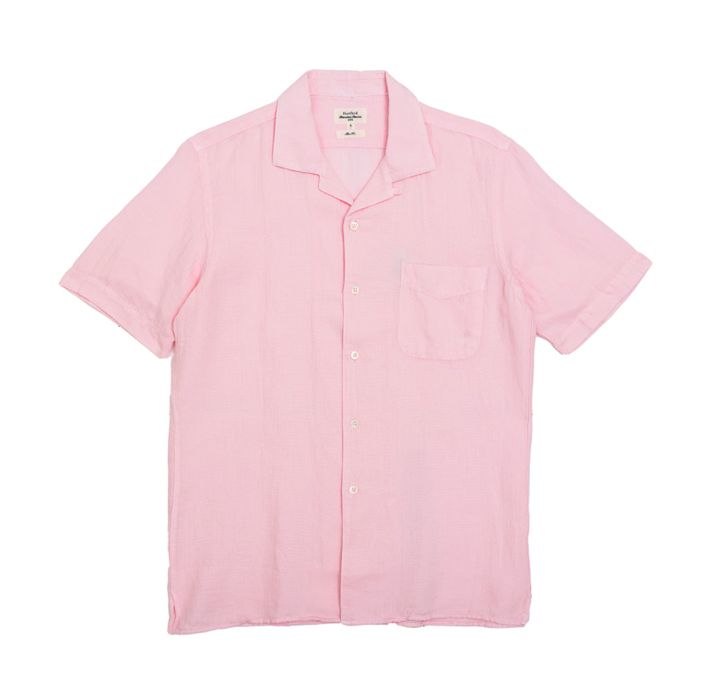 Shirts Hartford Slam Shirt: Pink - The Union Project, Cheltenham, free delivery