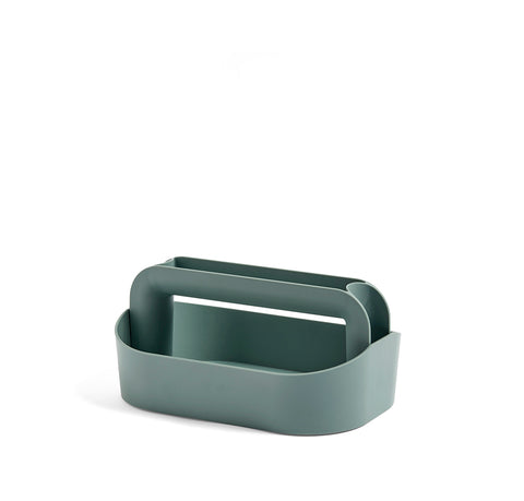 Organisers + Storage HAY Tool Box: Dusty Green - The Union Project, Cheltenham, free delivery