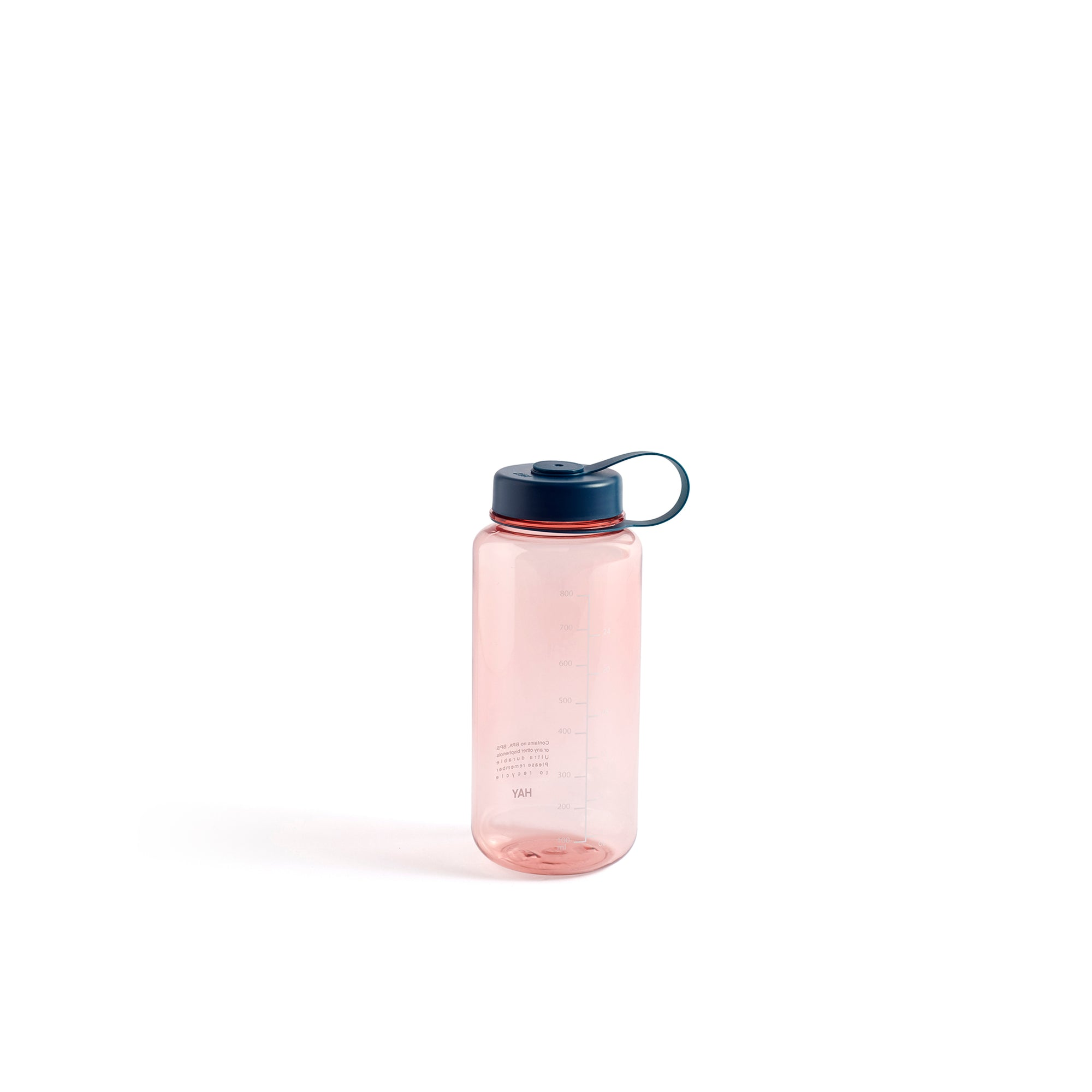 HAY Water Bottle 0.9L: Rose - The Union Project