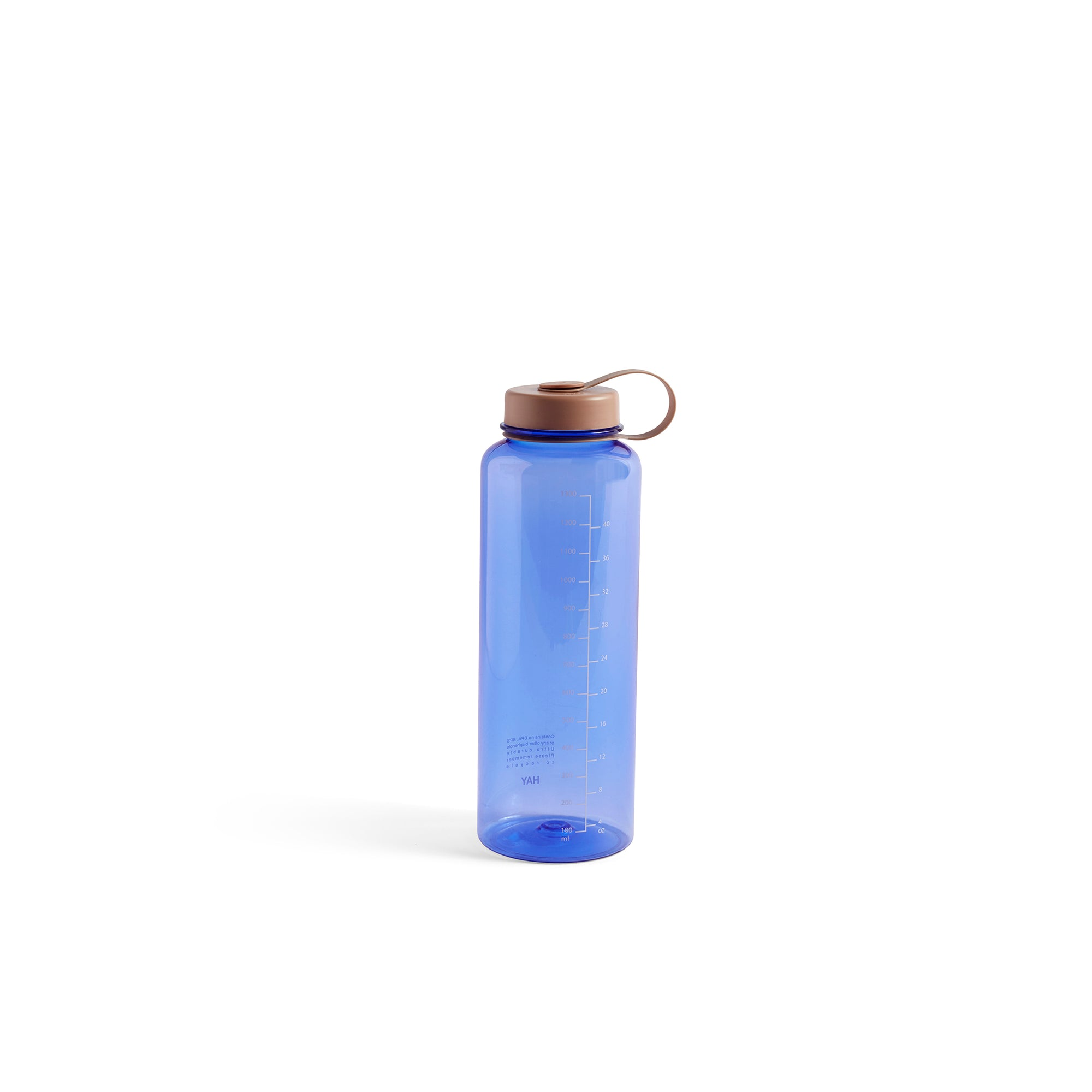 HAY Water Bottle 1.5L: Blue - The Union Project