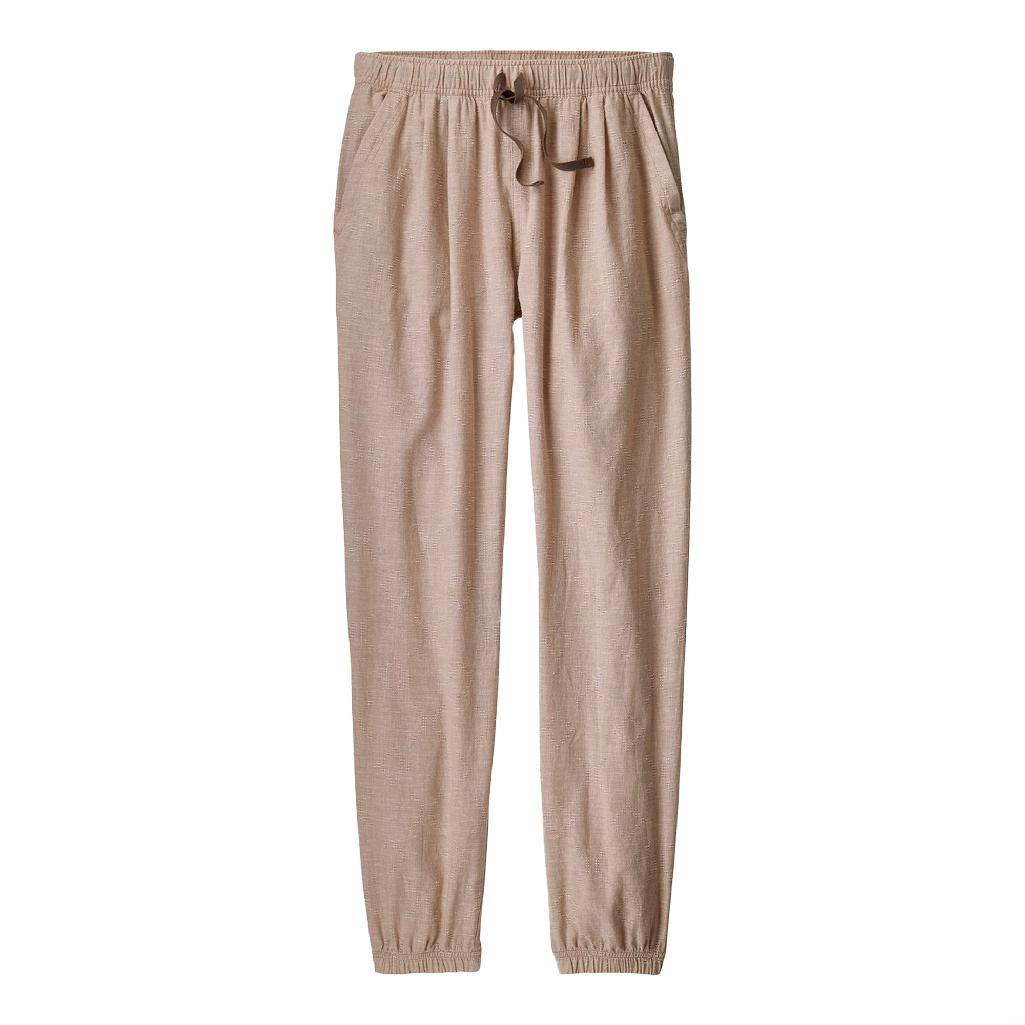 Patagonia Womens Island Hemp Beach Pants: Goshawk Dobby: Dark Pelican - The Union Project