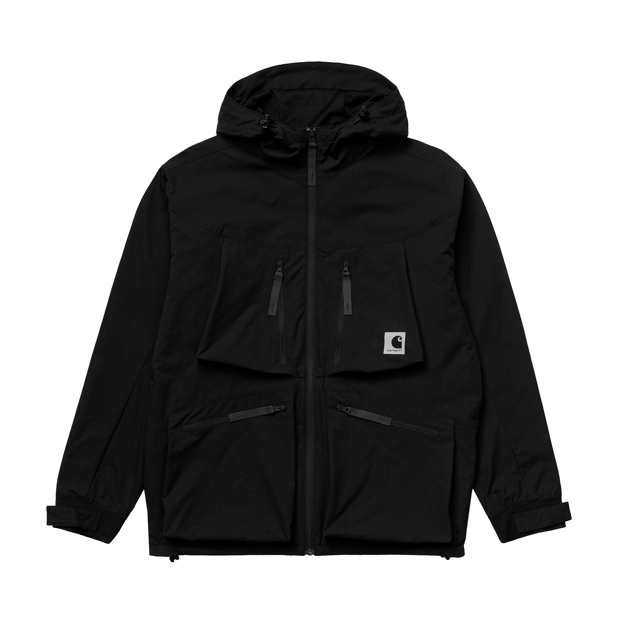 Carhartt WIP Hurst Jacket: Black - The Union Project