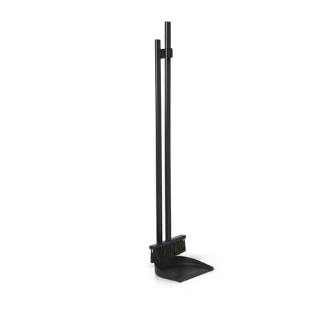 Ferm Living ICON Broom Set: Black