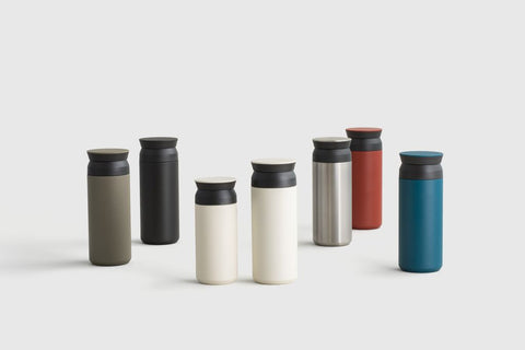 Travel Tumbler 500ml: Black