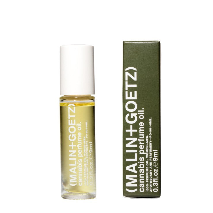 Malin + Goetz Cannabis Perfume Oil: 9ml - The Union Project