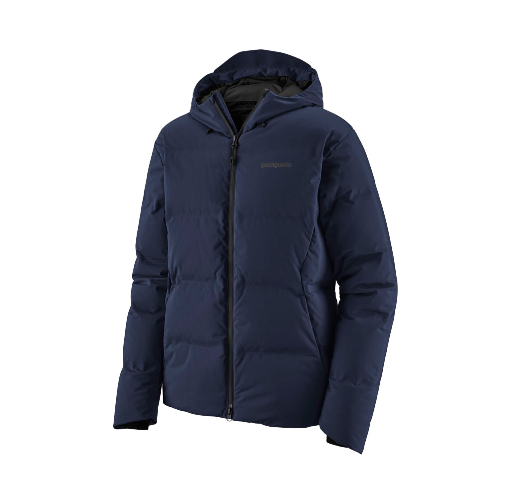 Outerwear Patagonia Jackson Glacier Jacket: Navy Blue - The Union Project, Cheltenham, free delivery