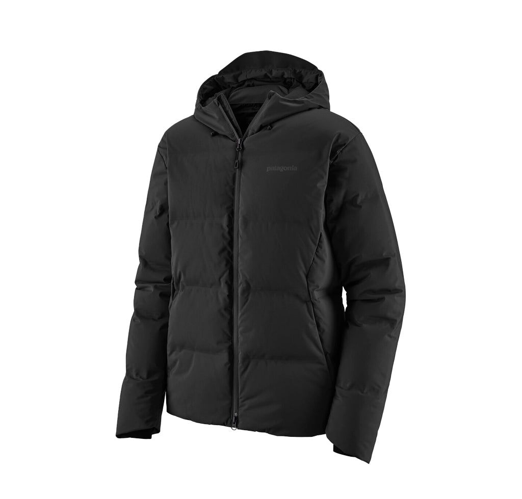 Outerwear Patagonia Jackson Glacier Jacket: Black - The Union Project, Cheltenham, free delivery
