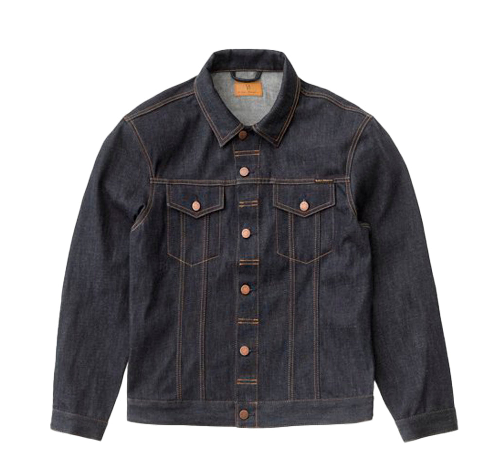Nudie Jeans Jerry Jacket: Dry Ring - The Union Project