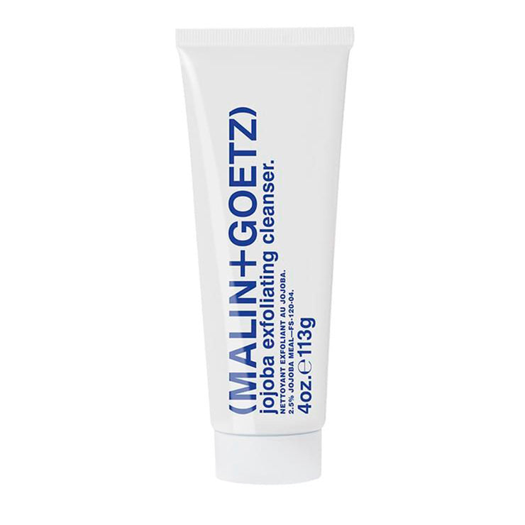 Skincare + Fragrance Malin + Goetz Jojoba Exfoliating Cleanser: 4oz, 113g - The Union Project, Cheltenham, free delivery