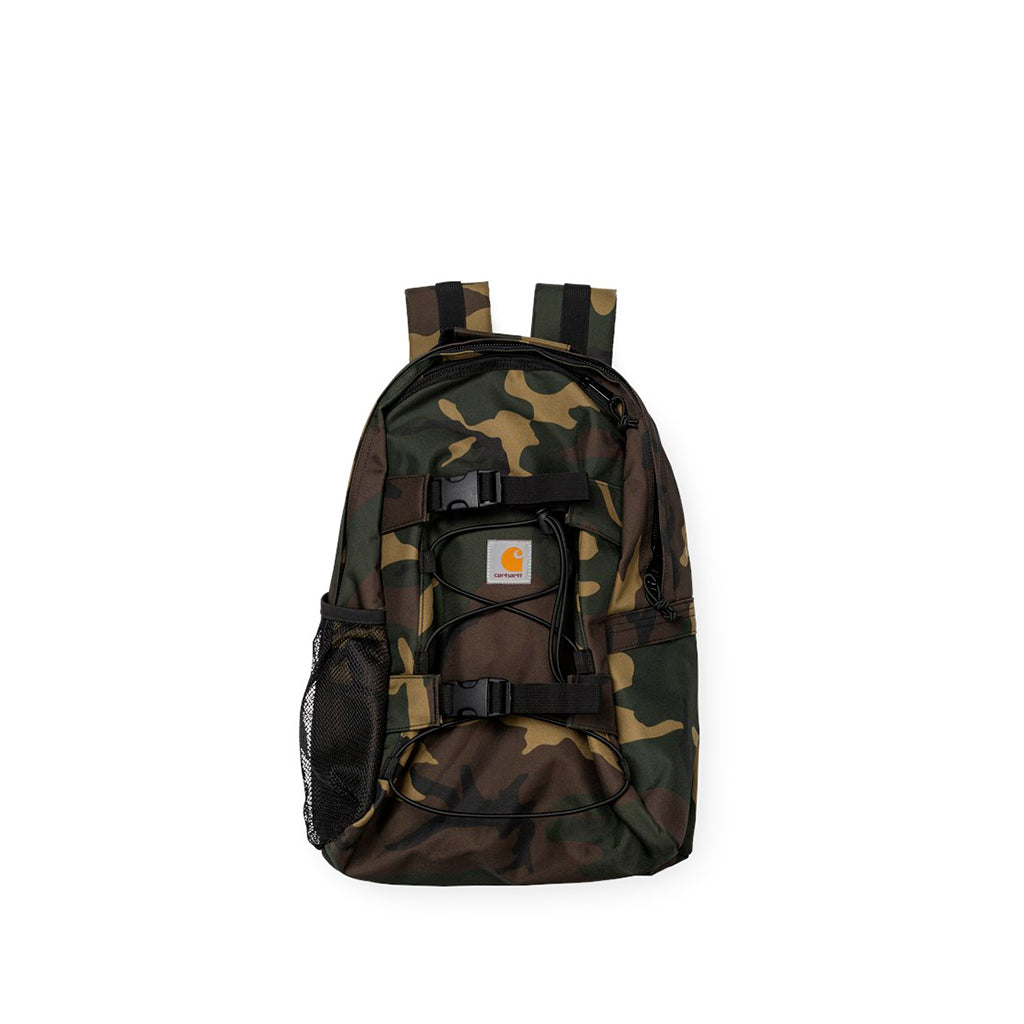 Carhartt WIP Kickflip Backpack: Camo Laurel - The Union Project