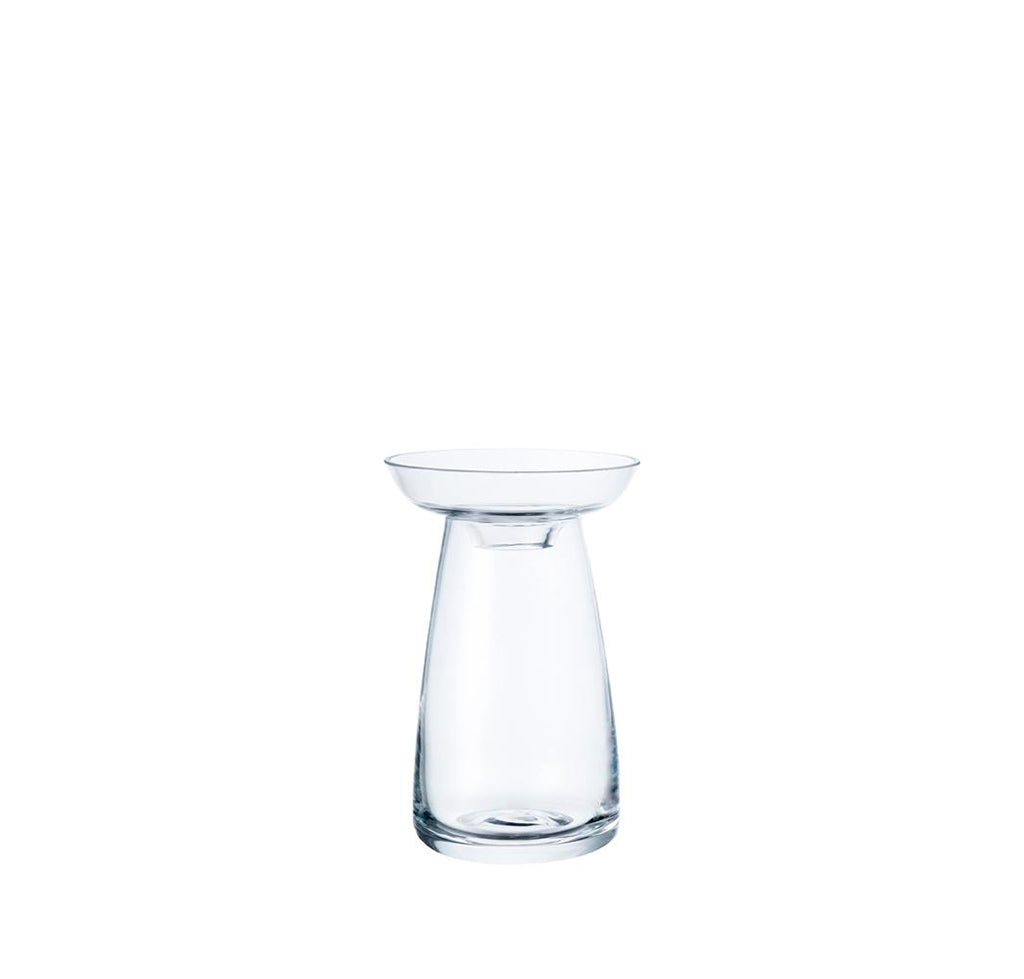 Plant Pots + Vases KINTO Aqua Culture Vase Small: Clear - The Union Project, Cheltenham, free delivery