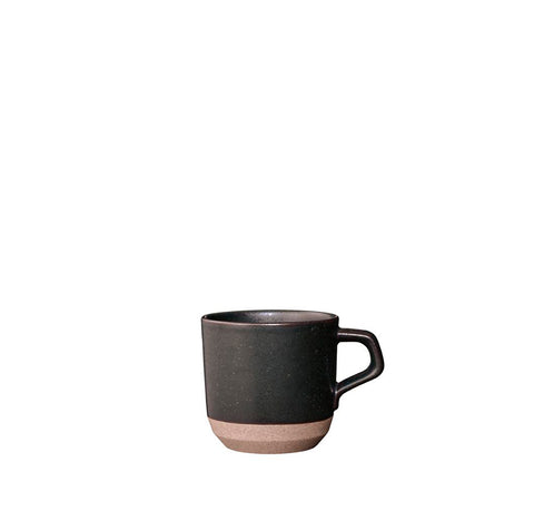 Mugs + Tumblers KINTO CLK-151 Mug Small: Black - The Union Project, Cheltenham, free delivery