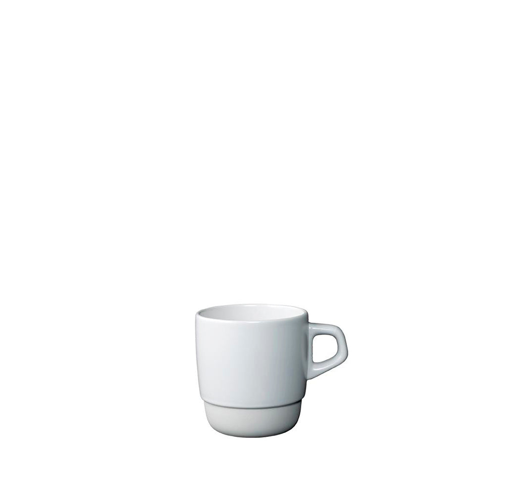 Mugs + Tumblers KINTO SCS Stacking Mug: White - The Union Project, Cheltenham, free delivery