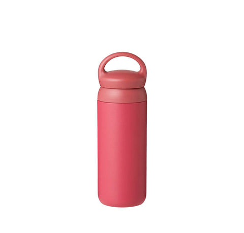 KINTO Day Off Tumbler (500ml): Rose