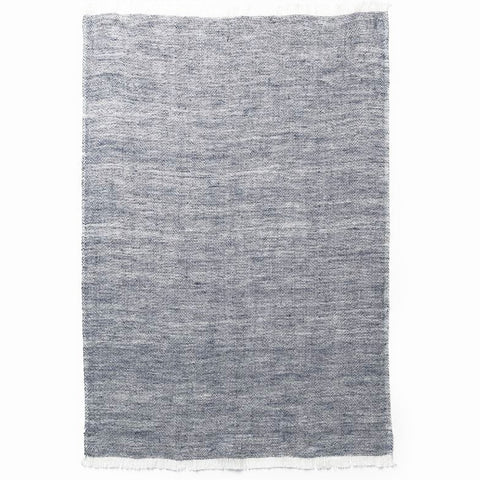 Kitchen Ferm Living Blend Kitchen Towel: Blue - The Union Project