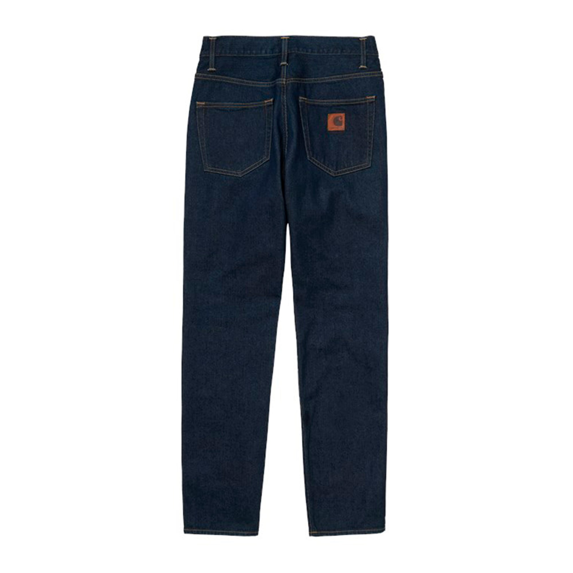 Carhartt WIP Klondike Pant: Blue Rinsed - The Union Project