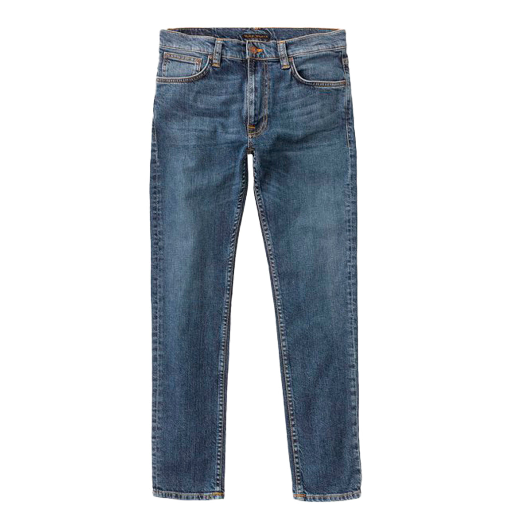 Nudie Jeans Lean Dean: Blue Vibes - The Union Project