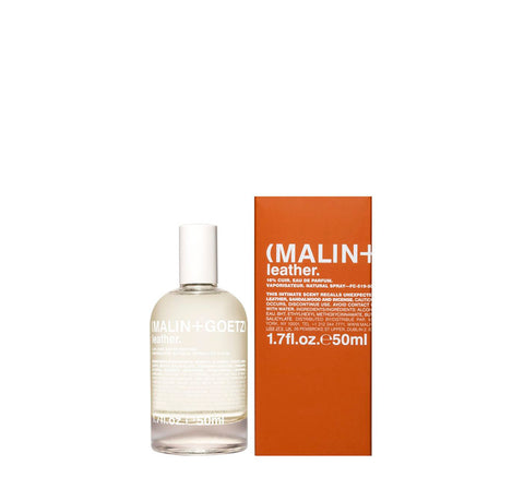Malin + Goetz Leather Eau De Parfum: 50ml