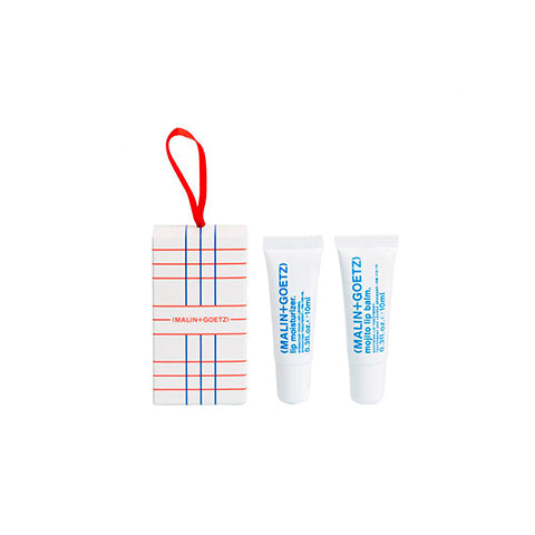 Skincare + Fragrance Malin + Goetz: Lip Service Set - The Union Project, Cheltenham, free delivery