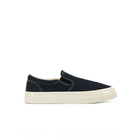 Footwear Stepney Workers Club Lister Canvas: Black - The Union Project, Cheltenham, free delivery