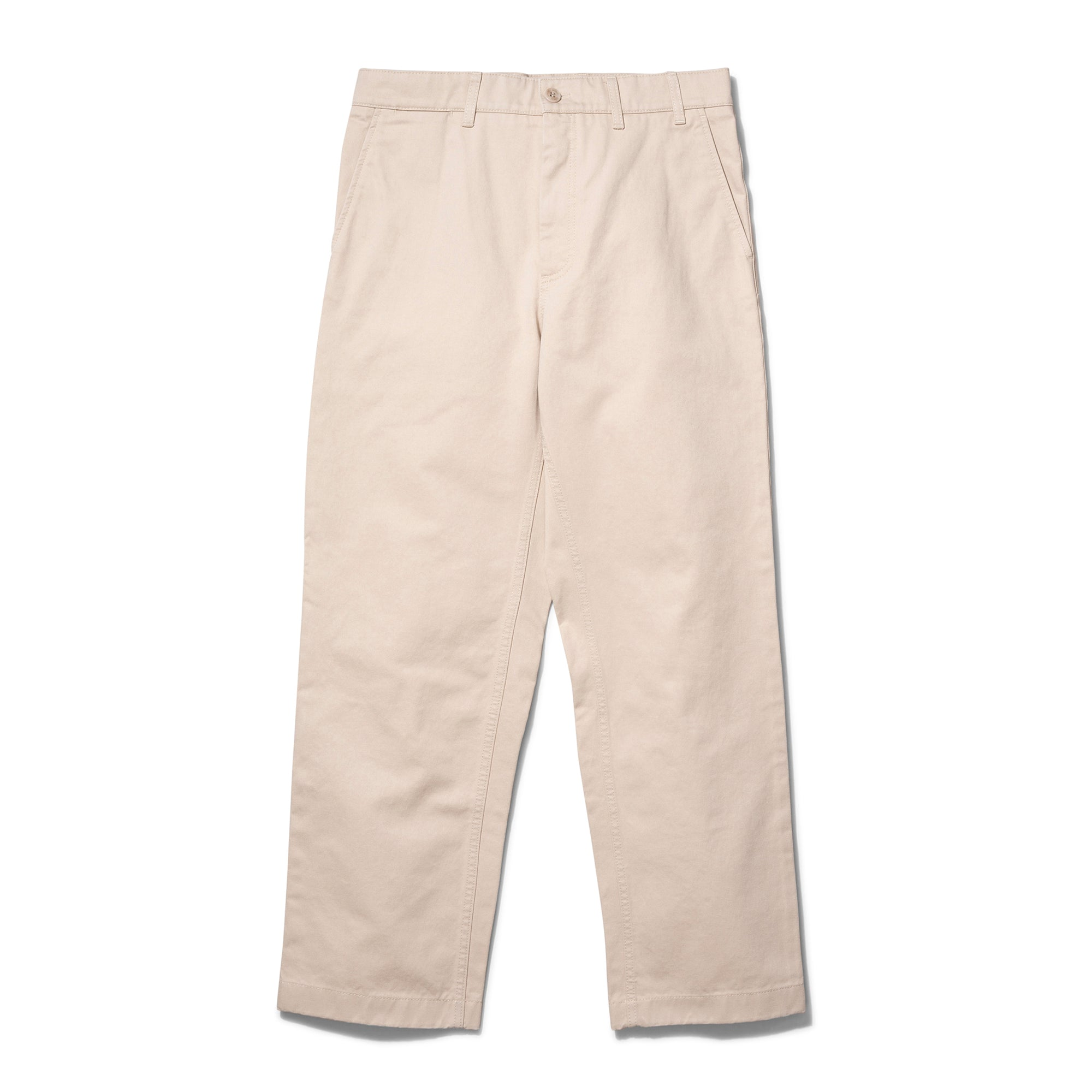 Norse Projects Lukas Wide Pant: Oatmeal - The Union Project