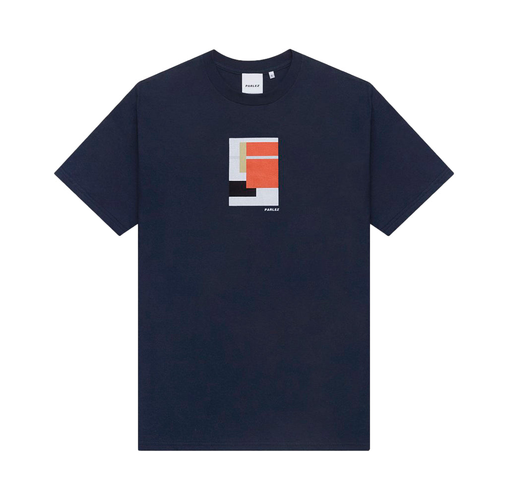 Parlez Marin T-Shirt: Navy - The Union Project
