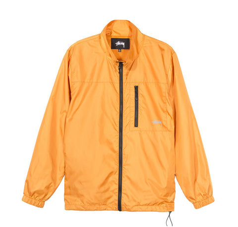 Stussy Micro Rip Jacket: Orange