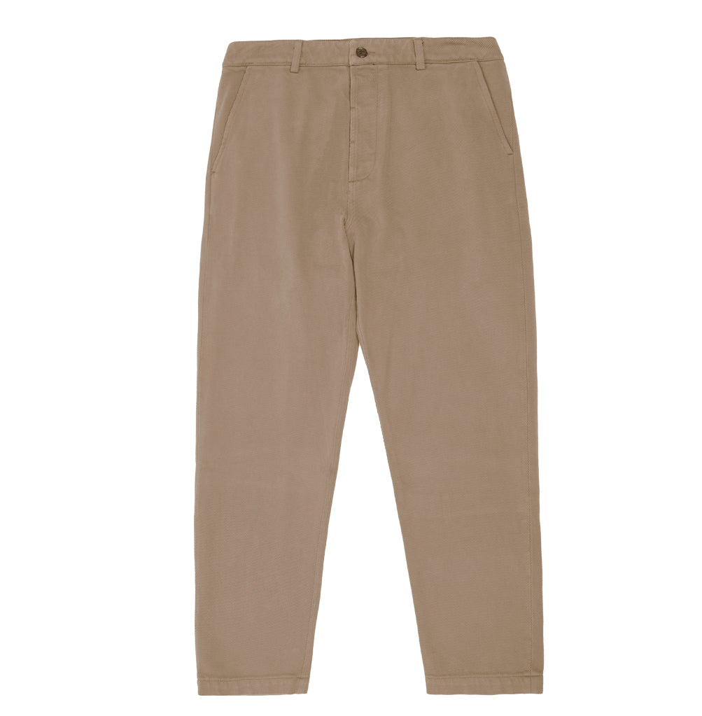 Legwear Universal Works Military Chino: Taupe - The Union Project, Cheltenham, free delivery
